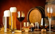 alcohol beer and wine