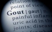 gout dictionary definition