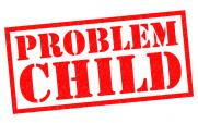 problem child sign