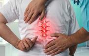 Mature backache exam