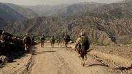 Soldiers in danger