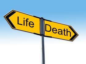 Life death decisions