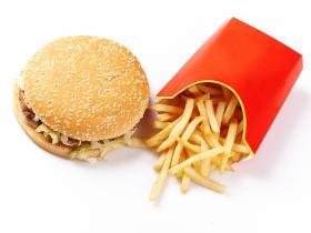 Junk food takeaway
