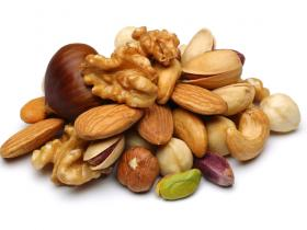 Mixed nuts for sperm