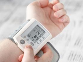 wrist BP device
