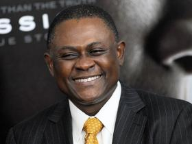 Dr Bennet Omalu, the US pathologist who first described chronic traumatic encephalopathy (CTE) in American footballers, has predicted contact sports such as rugby union will die out in a generation.  He said the sports as rugby league, rugby union, American football and Australian rules would fall out of favour, rather than be banned, owing to their concussion risks. Dr Omalu, a physician and forensic pathologist discovered the abnormal build-up of tau protein in the brain of deceased footballer Mike Webste