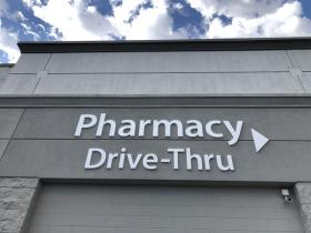 Owners celebrate success of drive-through pharmacy
