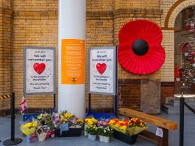 Manchester bombing memorial