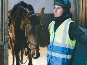Jockey horse trainer