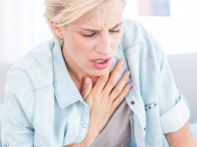 coughing - asthma patient