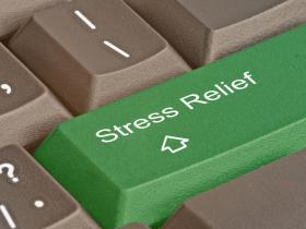 Six ways to cope with stress at work