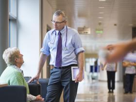 hospital chat