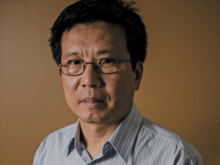 Dr Qinglin Wang