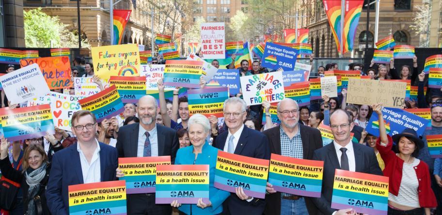 marriage equality AMA