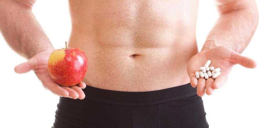 supplements versus food