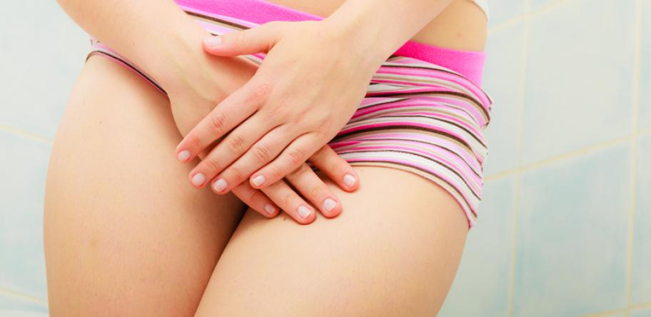 woman's crotch