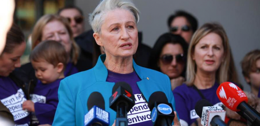 Dr Kerryn Phelps. Credit: Facebook.