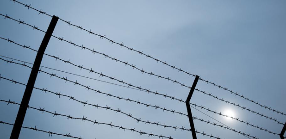 detention centre wire