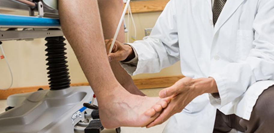 Trainee doctors 'hazy' on tendon reflex evaluation
